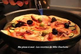 recette de cuisine sans four ma pizza à moi sans four les recettes de mlle