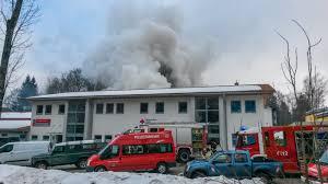 Medical Park Bad Wiessee Zwei Schwerverletzte Bei Mehreren Explosionen
