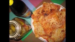 cuisine algeroise recette de mhadjeb spécialité algéroise