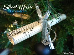 Music Themed Home Decor by Interior Design Simple Music Themed Christmas Decorations Home