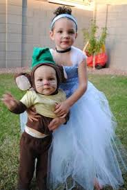 Brother Sister Halloween Costume Cinderella Mice Cute Brother Sister Halloween