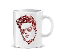 mug design bruno mars typography design for coffee mug funny coffee cup quote