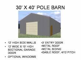 Garage Plans Sds Plans by Free Pole Barn Plans Sds Plans