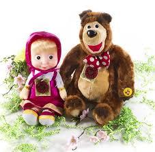 masha bear toys masha medved usa