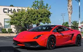 Lamborghini Gallardo Red - download wallpaper lamborghini gallardo super stradale red