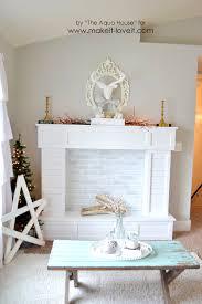 how to make a faux fireplace binhminh decoration