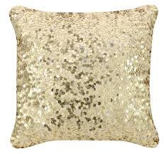 Shabby Chic Cushions Uk by Gold Sequin Sparkle Cushion Bedroom Furniture Direct