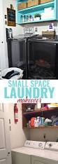 1050 best interior design on a budget images on pinterest home from drap to fab small space laundry makeover a little fresh paint organization accessories