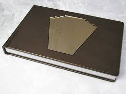 leather wedding albums retro wedding album limited edition called deco leather