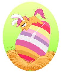 Mlp Easter Eggs Scoots Easter Egg By Mickeymonster Deviantart On Deviantart