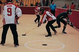 Floor Hockey Pictures by Weston Resident Wins Silver Medal At Special Olympics Winnipeg