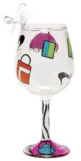 94 best wine glass decorating images on wine glass