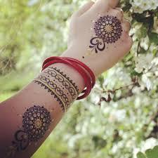115 best metallic flash tattoos by hennabk perfect festival wear