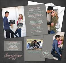 tri fold wedding invitations wedding ideas tri fold chalkboard wedding invitation jeneze