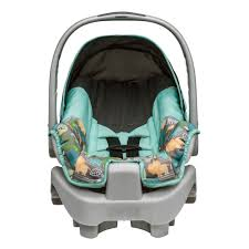 Carseat Canopy For Boy by Evenflo Nurture Infant Car Seat Jungle Safari