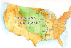 Map Of Louisiana Purchase by Presentation Directions By Fernanda Campos