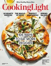 cooking light subscription status cooking light magazine subscription discount magazines com