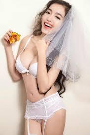 Lingerie Bride Elly Tran Ha On Twitter