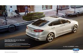 car advertisement anti subliminal advertising ford fusion visualinquiry