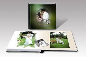 5x5 Album Ace Photo Lab Wedding Albums