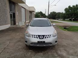 2013 nissan rogue sv for sale in houston tx stock 15234