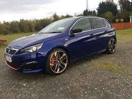 peugeot offers fleetcar ie reviewed peugeot 308 gti fleetcar ie