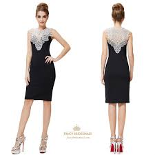 black prom dresses with lace top black and white prom dresses