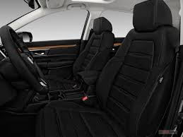 Honda Upholstery Fabric 2017 Honda Cr V Interior U S News U0026 World Report