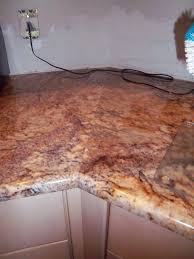 premade laminate countertops without backsplash kitchen idea