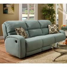Double Reclining Sofa by Fandango Collection Southern Motion Furniture Reclining Living