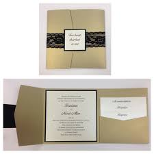 pocket invitations custom wedding invitations in princeton and hamilton nj word