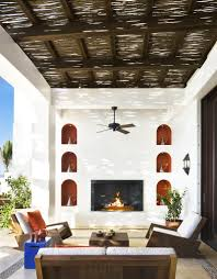 contemporary house with mexican influences mexico