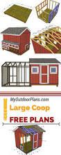 Best Chicken Coop Design Backyard Chickens by 2495 Best Chicken Tractor Plans Images On Pinterest Backyard