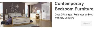 Modern Bedroom Furniture Uk by Ready Assembled Bedroom Furniture Uk Delivery 10 Deposit