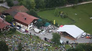 Bad Reichenhall Wetter Bad Reichenhall Feuerwerk Klassische Musik Und Viele Zuschauer