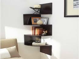 bedroom graceful woodworking corner wall shelf plans pdf free