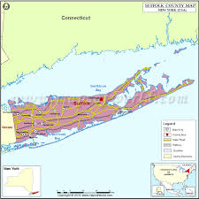 suffolk county map suffolk county map map of suffolk county york