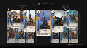 point s siege social gwent how to build and play a northern realms deck
