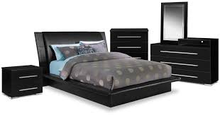 dimora 7 piece king upholstered bedroom set with media dresser dimora 7 piece king upholstered bedroom set with media dresser black by factory outlet