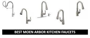 best moen arbor kitchen faucets best kitchen faucets