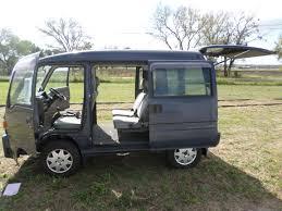 mitsubishi minicab van 1995 subaru sambar 4x4 van lonestar mini trucks