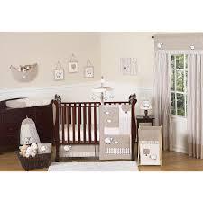Farm Crib Bedding by Gender Neutral Woodland Deer Boy Baby Nursery Gray Amp Sweet