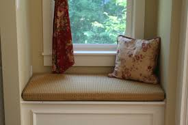 Bay Window Seat Ikea by Custom Window Seat Cushions Ideas All About House Design