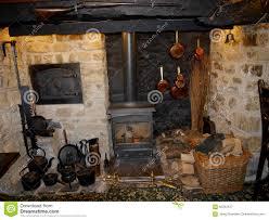 traditional english fireplace royalty free stock photo image
