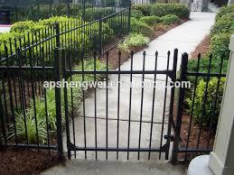Decorative Wrought Iron Railings House Wrought Iron Railing Design Iron Fence Gate Model Buy