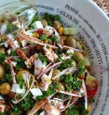 cuisine estivale salade estivale improvisée les meilleures recettes de cuisine d