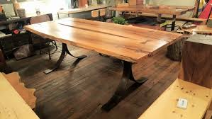 Red Oak Table by Gallery Residential U2014 Nycityslab Custom Furniture And Live Edge