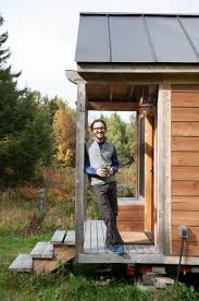 can i build my own house this guy s quest to build a tiny home will make you want one of your own
