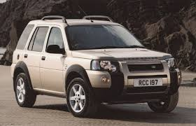 land rover freelander off road land rover freelander station wagon review 2003 2006 parkers