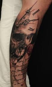 80 frightening and meaningful skull tattoos nenuno creative